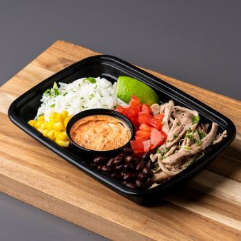 Street Carnitas Rice Bowl
