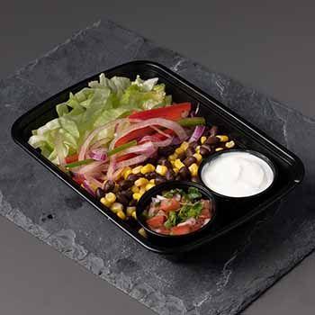 Meatless Burrito Bowl