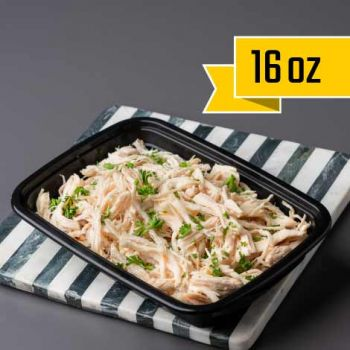 Shredded Chicken Breast