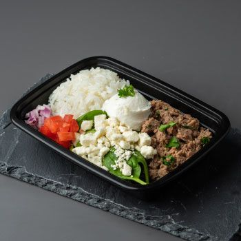Turkey Gyro Bowl